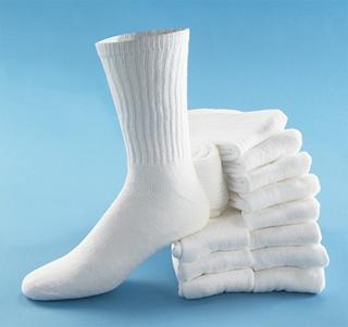 meias-brancas